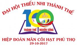Hạt Phú Thọ: Đại Hội Thiếu Nhi Thánh Thể Hiệp Đoàn Mân Côi