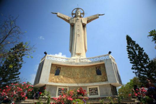 Lịch sử Tượng Chúa Kitô Vua Vũng Tàu Việt Nam (tập 1)