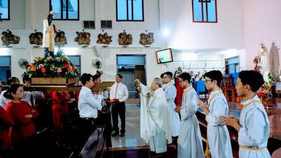 Giáo khu VI mừng lễ Bổn mạng