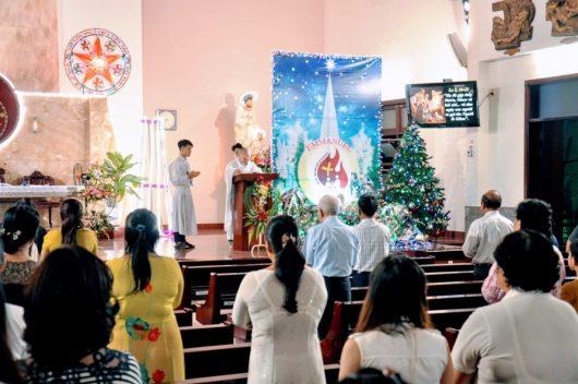 Thánh lễ Kính Mẹ Thiên Chúa