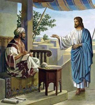 SÁM HỐI VÀ TRỞ VỀ NHƯ LÊVI