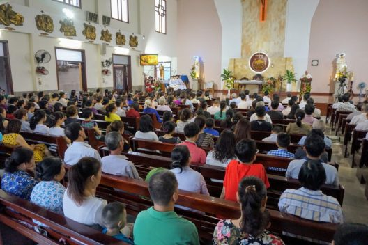 Lễ Kính Thánh Giuse Bạn Trăm Năm Đức Maria