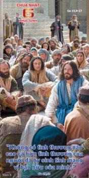 [AUDIO THÁNH LỄ] CHÚA NHẬT VI PHỤC SINH NĂM B CHỦ ĐỀ TÌNH THƯƠNG CAO CẢ THÁNH LỄ THIẾU NHI.