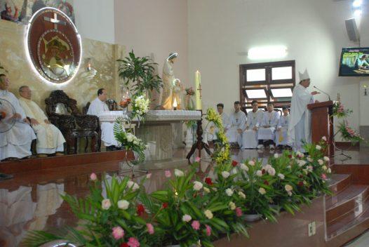 Thánh lễ kính Thánh Giuse Thợ bổn mạng Giáo xứ và HĐMV