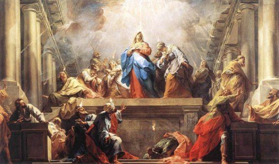 BÀI CHIA SẺ LỜI CHÚA THỨ HAI SAU CHÚA NHẬT VII THƯỜNG NIÊN NĂM B.