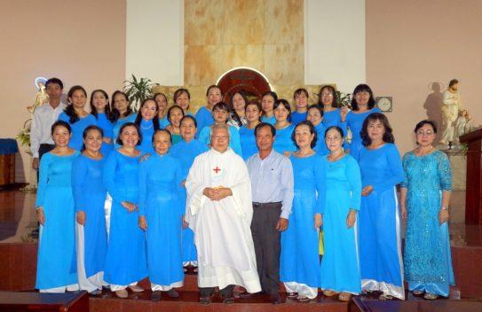 Lễ Thánh Gioakim và Anna:  Bổn mạng Ban hát Các Bà Mẹ Công Giáo