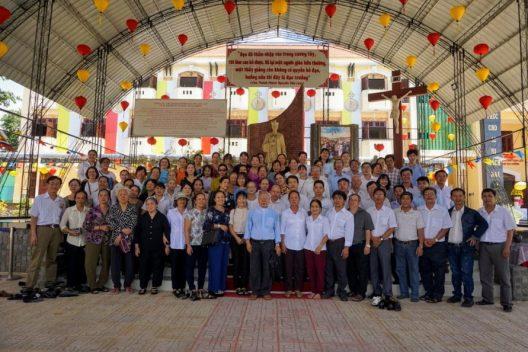 Giáo xứ Phú Hòa: Hành hương Năm Thánh 2018