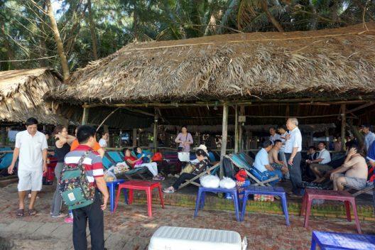 Hội đồng Mục vụ GX Phú Hòa đi nghỉ dưỡng Vũng Tàu
