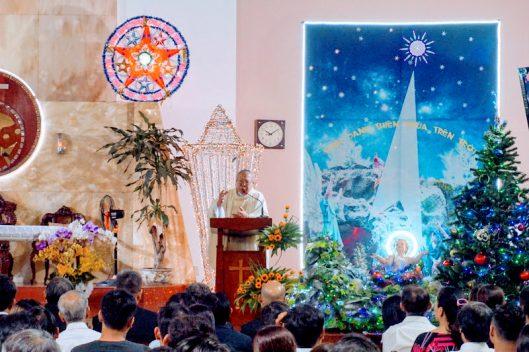 Thánh lễ Vọng Mừng Chúa Giáng Sinh