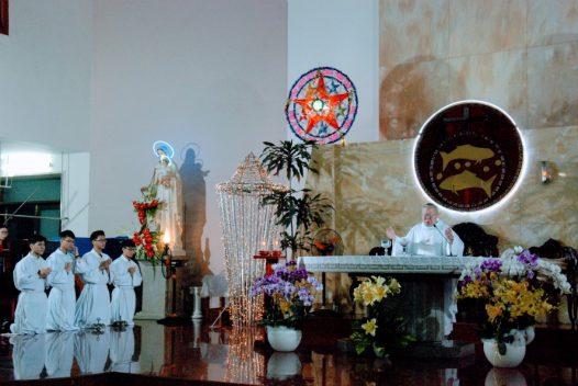Thánh lễ mừng kính trọng thể Đức Maria Mẹ Thiên Chúa