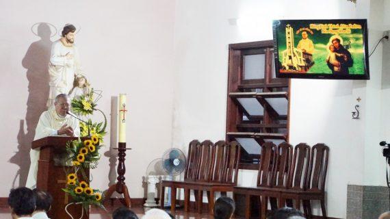 Thánh lễ kính Thánh Anton Padua: Bổn mạng cha sở Anton