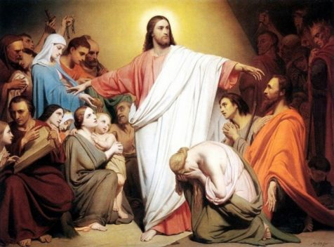 BÀI HỌC SUỐT ĐỜI CỦA NGƯỜI KITÔ HỮU