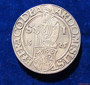"""Đồng """"Dollar"""" được đặt theo tên ông ngoại Chúa Giêsu"""