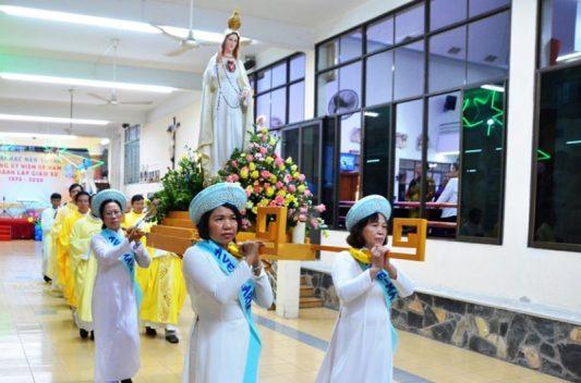 Giáo xứ Bình Thới: Kỷ niệm 50 năm thành lập