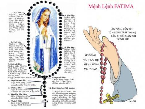 15 Điều Đức Mẹ Hứa Ban Cho Những Ai Đọc Kinh Mân Côi